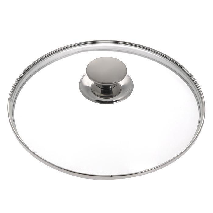 Крышка стеклянная Silampos. Диаметр 24 см632000BE8124BКрышка Silampos, изготовленная из закаленного стекла, позволяет контролировать процесс приготовления без потери тепла. Ободок из нержавеющей стали предотвращает сколы на стекле. Ненагревающаяся ручка выполнена из нержавеющей стали. Крышку можно использовать в духовке (выдерживает температуру до 220°С). Посуда Silampos производится с использованием самых последних достижений в области производства изделий из нержавеющей стали. Алюминиевый диск инкапсулируется между дном кастрюли и защитной оболочкой из нержавеющей стали под давлением 1500 тонн. Этот высокотехнологичный процесс устраняет необходимость обычной сварки, ахиллесовой пяты многих производителей товаров из нержавеющей стали. Вместо того, чтобы сваривать две металлические детали вместе, этот процесс соединяет алюминий и нержавеющей стали в единое целое. Метод полной инкапсуляции позволяет с абсолютной надежностью покрыть алюминиевый диск нержавеющей сталью. Это делает невозможным контакт алюминиевого диска с...