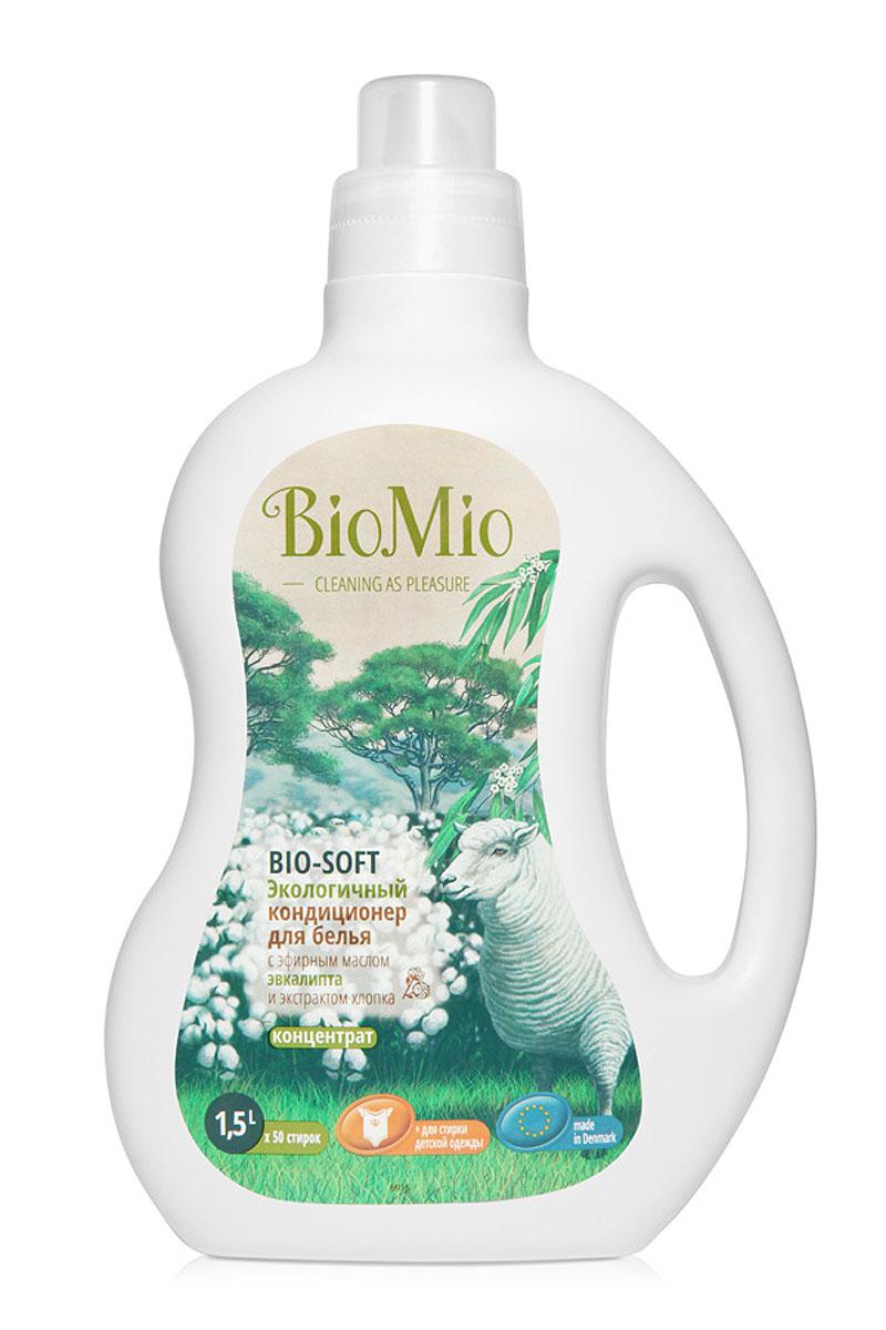 Экологичный кондиционер для белья BioMio, с эфирным маслом эвкалипта и экстрактом хлопка, 1,5 лКЭ-250Экологичный кондиционер для белья BioMio оказывает эффективное и безопасное действие на волокна ткани. Экстракт хлопка придает мягкость и нежность белью после стирки. Облегчает глажку белья и обладает антистатическим эффектом. Концентрированная формула обеспечивает экономичный расход. Безопасен для планеты. Аромат эвкалипта помогает быстро восстановиться после стресса и снять усталость. Не содержит: фосфаты, агрессивные ПАВ, SLS/SLES, ПЭГ, хлор, нефтепродукты, искусственные ароматизаторы и красители. BioMio - линейка эффективных средств для дома, использование которых приносит только удовольствие. Уборка помогает не только очистить и гармонизировать свое пространство, но и себя, свои мысли, поэтому важно ее делать с радостью. Средства, созданные с любовью и заботой, помогут в этом и идеально справятся с загрязнениями, оставаясь при этом абсолютно безопасными и экологичными. Благодаря действию натуральных эфирных масел, они поднимут настроение и...