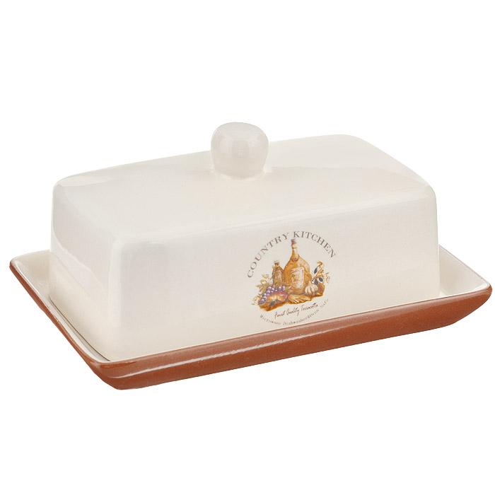 Масленка Terracotta Сардиния. TLY288-BT-ALTLY288-BT-ALМасленка Terracotta Сартидиния, выполненная из высококачественной керамики, прекрасно подойдет для вашей кухни. Она предназначена для красивой сервировки и хранения масла.