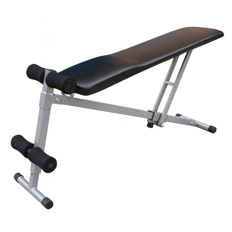 Скамья для пресса Sport Elit Boby Sculpture, цвет: черный. SB1239-0128255854Скамья для пресса прямая Sport Elit Boby Sculpture. С отрицательным углом наклона. Использование этого тренажера поможет улучшить Ваше общее физическое состояние, тренирует и развивает мускулатуру брюшной полости, поднимет мышечный тонус и при надлежащем питании (имеется в виду контроль за потреблением калорий) даст возможность сбросить лишний вес. Характеристики: Материал: металл, кожезаменитель. Сечение профиля: 38 мм х 38 мм. Размер: 133 см х 33 см х 64 см.