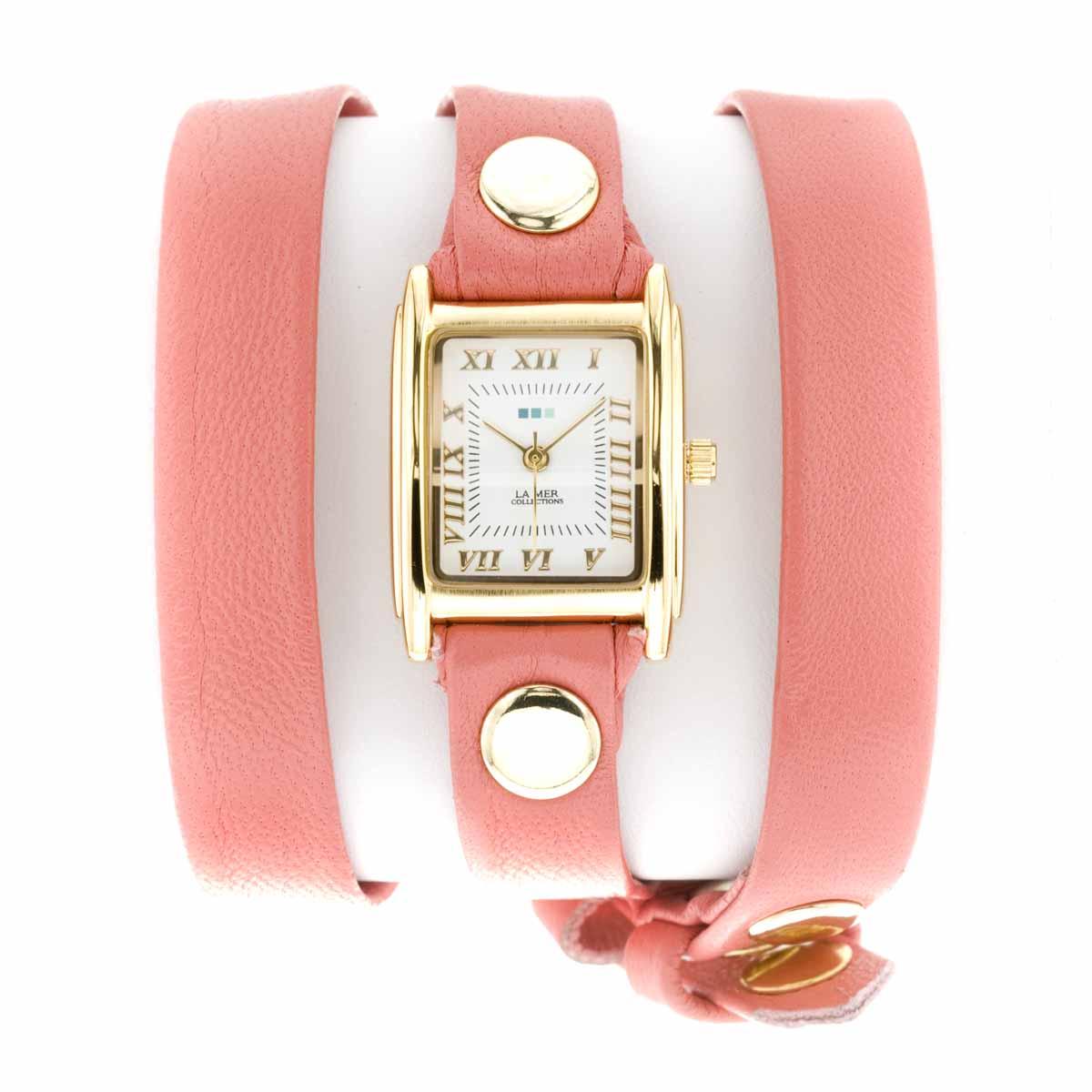 Zakazat.ru: Часы женские наручные La Mer Collections Simple Coral. LMSTW8002