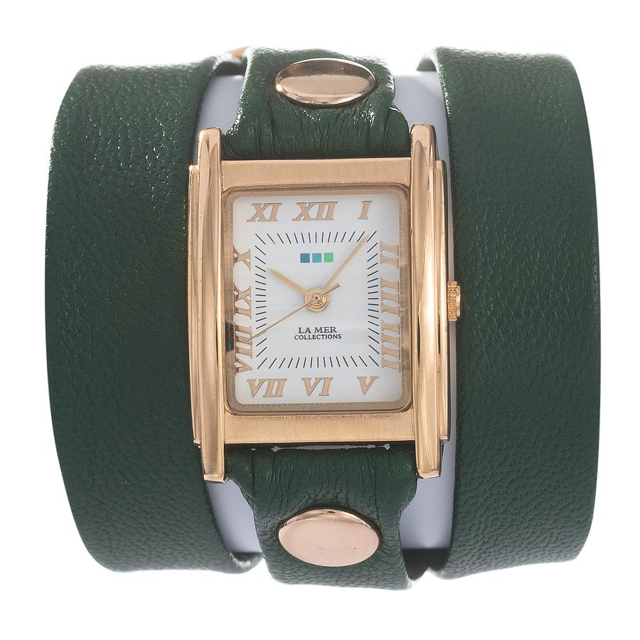 Zakazat.ru: Часы женские наручные La Mer Collections Simple Emerald. LMSTW9007