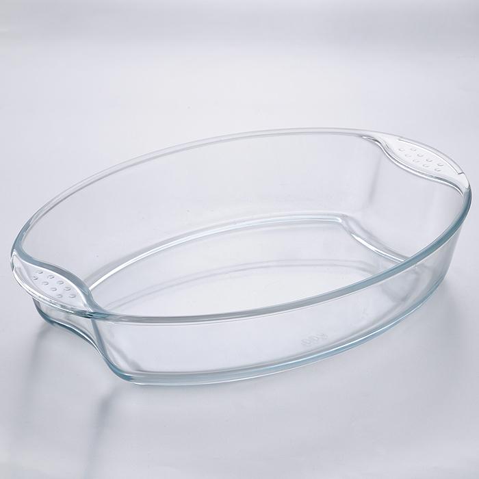 Жаровня Loraine, 2,95 лMN20667Овальная жаровня Loraine изготовлена из жаропрочного боросиликатного прозрачного стекла. Стеклянная посуда идеальна для запекания, так как стекло - это экологически чистый, износостойкий и долговечный материал, к которому не прилипает пища, в такой посуде пища сохраняет все свои полезные вещества и микроэлементы. Емкость идеальна для запекания в духовке птицы и мяса, для приготовления лазаньи, запеканки и даже пирогов. С жаровней Loraine вы всегда сможете порадовать своих близких оригинальной выпечкой. Подходит для использования в духовке при температуре до +400°С, в морозильной камере при температуре до -40°С. Можно использовать в микроволновой печи. Подходит для мытья в посудомоечной машине. Характеристики: Материал: стекло. Объем: 2,95 л. Размер жаровни (с учетом ручек): 35 см х 24 см. Высота стенки: 6,5 см. Артикул: MN20667.