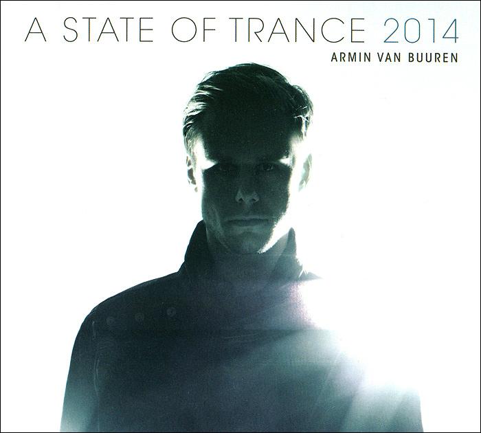 Armin Van Buuren. ASOT 2014 (2 CD) 2 Audio CD