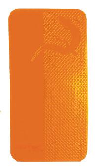 """Коврик Экспедиция """"Нано-Залипала"""", цвет: оранжевый"""