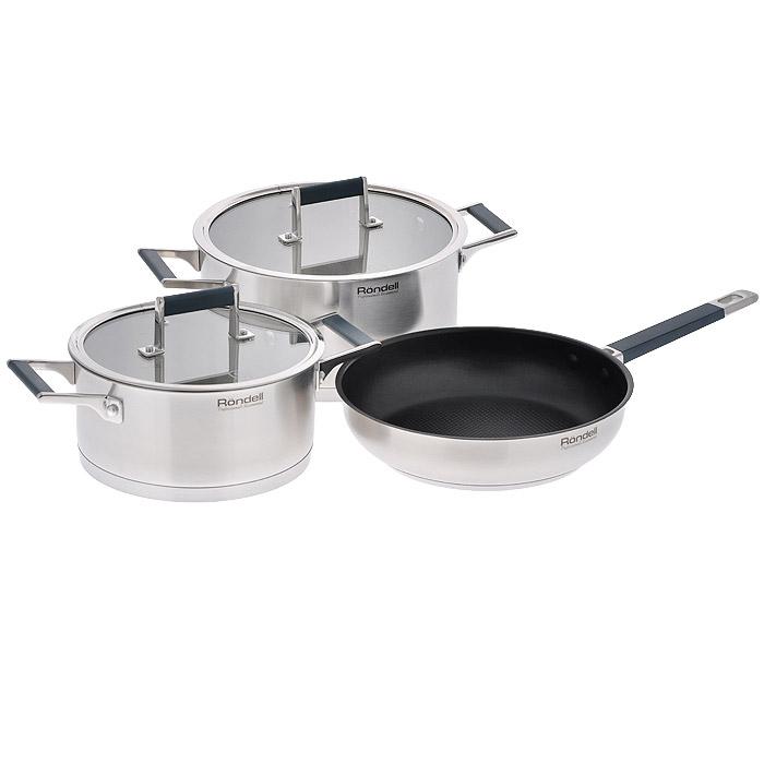 "Набор посуды Rondell ""Verse"", 5 предметов. RDS-395"