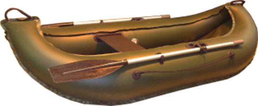 Лодка надувная Лидер Компакт-240 14543