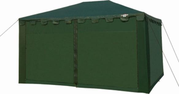 Тент Campack Tent G-3401W с ветро-влагозащитными полотнами38413Самая большая модель в G-серии. Усиленный каркас из труб с толщиной стенки 0,8 мм. Два входа обеспечивают комфортное использование, москитная сетка защищает от надоедливых насекомых. Модификация с индексом W снабжена дополнительными внешними ветро- влагозащитными полотнами на застежке молния для защиты от неблагоприятных погодных условий. Ткань тента: 190T P. Taffeta. Сетка: No-See-Um Mesh. Стойки: сталь 25 мм, 19 мм, 16 мм.