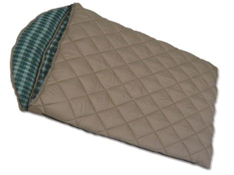 Спальный мешок Woodland BIG FAMILY 400, правосторонняя молния38709Спальник-одеяло Woodland Big Family идеально подойдет для семейного кемпинга и туризма. Основная особенность этой модели - это ширина, которая составляет 168 см, что позволяет с комфортом разместиться в спальном мешке двум людям. Гигиеничный нетканый материал HOLLOW FIBER с повышенными характеристиками теплозащиты обладает превосходными теплоизолирующими свойствами. Легкий и практичный, не вызывает аллергии, не впитывает влагу. Прекрасно восстанавливает форму после многочисленных складываний. Спальник-одеяло BIG FAMILY имеет подголовник с наполнителем из специальной полиэфирной ткани, которая отлично пропускает воздух и обладает повышенной мягкостью. Наружный материал: POLYESTER 70D WATER RESIST. Внутренний материал: POLYESTER FLANNEL 75Dх100D. Утеплитель: 1х400 г/см HOLLOW FIBER.