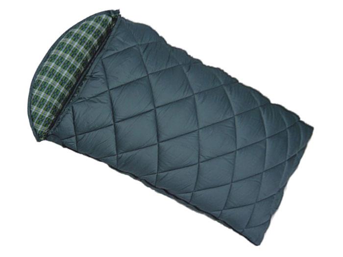 Спальный мешок WoodLand FAMILY 500, правосторонняя молния30797Многофункциональный очень теплый и комфортный. Незаменим во время кемпинговых путешествий, на рыбалке, охоте и для отдыха на даче. Идеально подойдет для семейного кемпинга и туризма. Гигиеничный нетканый материал HoLLoW FIBER с повышенными характеристиками теплозащиты обладает превосходными теплоизолирующими свойствами. Легкий и практичный, не вызывает аллергии, не впитывает влагу. Прекрасно восстанавливает форму после многочисленных складываний.