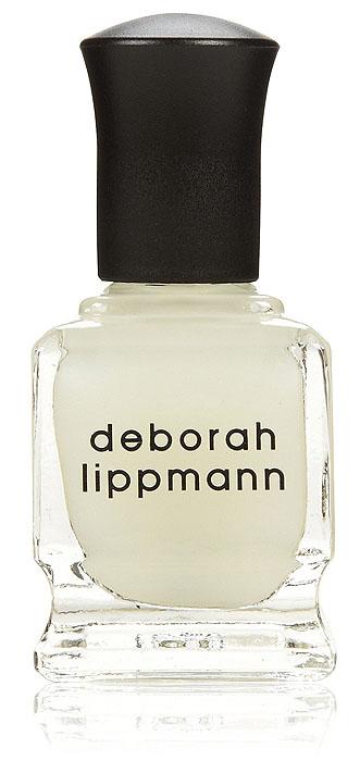 Deborah Lippmann Верхнее покрытие для ногтей Flat Top, 15 мл99014Верхнее покрытие для ногтей Deborah Lippmann Flat Top позволяет вам создать матовый оттенок на основе любого лака. Средство легко наносится на ногти и быстро сохнет, защищает от сколов и царапин. Вы также можете нанести покрытие на не накрашенные ногти для создания элегантного и простого образа. Создайте свой неповторимый образ.