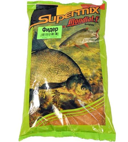 Прикормка Mondial-F Supermix: Фидер, 1 кг49617Прикормка Mondial-F Supermix: Фидер предназначена для ловли пресноводных рыб. Состоит из натуральных компонентов. Прикормки отличает оригинальная рецептура, обеспечивающая высокую эффективность при очень привлекательной цене, именно поэтому они столь популярны в Европе. Ассортимент представлен тремя сериями, включающими в себя как универсальные, так и специализированные прикормки. Состав: печенья, бисквиты, зерна, минералы, натуральные ароматы.