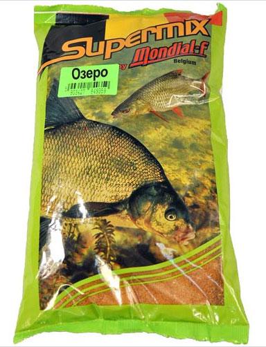 Прикормка Mondial-F Supermix: Озеро, 1кг49736Прикормка Mondial-F Supermix: Озеро предназначена для ловли пресноводных рыб. Состоит из натуральных компонентов. Прикормки отличает оригинальная рецептура, обеспечивающая высокую эффективность при очень привлекательной цене, именно поэтому они столь популярны в Европе. Ассортимент представлен тремя сериями, включающими в себя как универсальные, так и специализированные прикормки. Состав: печенья бисквиты, зерна, минералы, натуральные ароматы.
