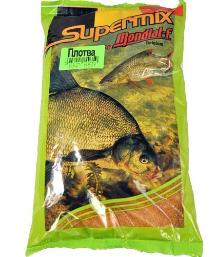Прикормка Mondial-F Supermix: Плотва, 1 кг49610Прикормка Mondial-F Supermix: Плотва красная предназначена для ловли пресноводных рыб. Состоит из натуральных компонентов. Прикормки отличает оригинальная рецептура, обеспечивающая высокую эффективность при очень привлекательной цене, именно поэтому они столь популярны в Европе. Ассортимент представлен тремя сериями, включающими в себя как универсальные, так и специализированные прикормки. Состав: печенья, бисквиты, зерна, минералы, натуральные ароматы.