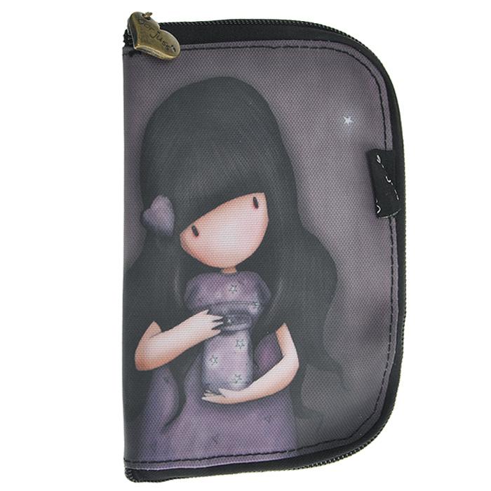 Складывающаяся сумка для покупок We Can All Shine, цвет: серый. 00121160012116Складывающаяся сумка для покупок с милой девочкой Gordjuss непременно порадует вас или станет прекрасным подарком. Сумка складывается в симпатичный чехольчик на молнии, сама сумка выполнена из текстиля серого цвета с орнаментом и имеет две удобные ручки. Сумка очень удобна в использовании - ее легко раскладывать и складывать. Характеристики: Материалы: текстиль, ПВХ, металл. Цвет: серый. Размер чехла на молнии: 10,5 см x 16 см x 1,5 см. Размер сумки в разложенном виде: 54 см х 35 см х 17 см.