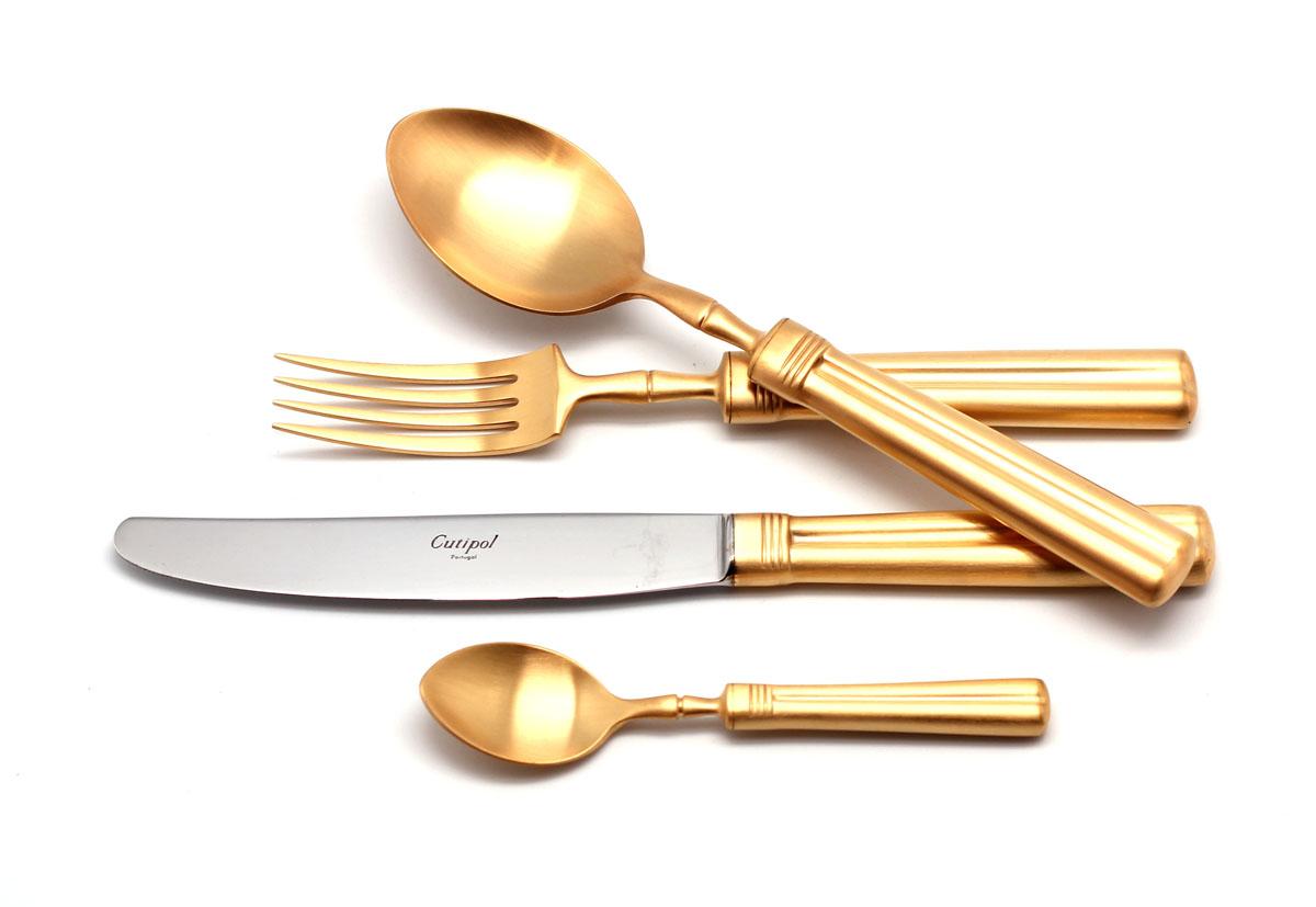 Набор столовых приборов Fontainebleau Gold мат. набор 72 предмета 9162-72