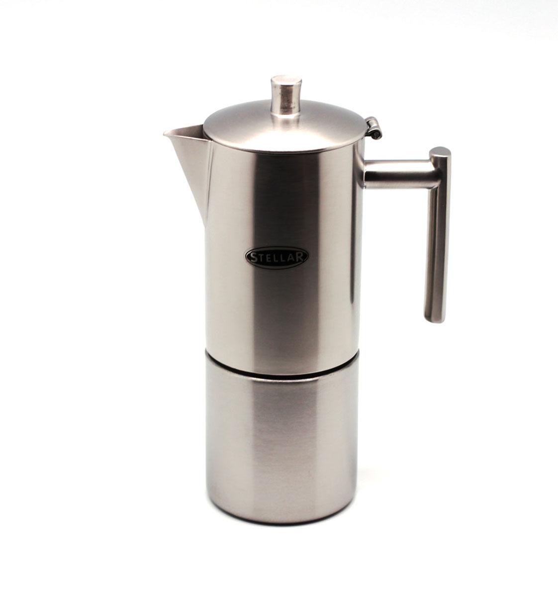 41281318SM52 Кофеварка эспрессо матиров. OSLO 6чаш, 400 мл41281318SM5241281318SM52 Кофеварка эспрессо матиров. OSLO 6чаш