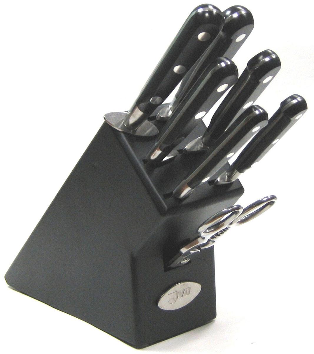 Набор ножей Ivo, на подставке, 8 предметов82078207 Набор ножей 8пр.