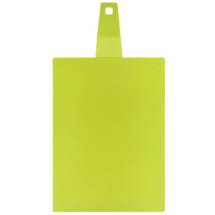 Доска разделочная Bohmann, 37,5 х 19,5 см ВН-02-50702507BH/NEWПрямоугольная разделочная доска Bohmann, изготовленная из пищевого нескользящего пластика, достойное место среди аксессуаров на вашей кухне. Она прекрасно подойдет для нарезки овощей, фруктов и рыбы. Пластиковые доски обладают хорошими водоотталкивающими и антибактериальными свойствами. Доска оснащена эргономичной ручкой изогнутой формы. Легко моется, не впитывает запахи. Такая доска понравится любой хозяйке и будет отличным помощником на кухне. Можно мыть в посудомоечной машине. Характеристики: Материал: пластик. Размер разделочной доски (с учетом ручки): 37,5 см х 19,5 см х 2 см. Размер рабочей поверхности: 27,5 см х 19,5 х 0,6 см.