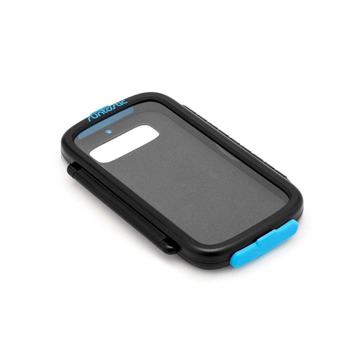 Крепление велосипедное Runtastic для смартфонов, цвет: черный