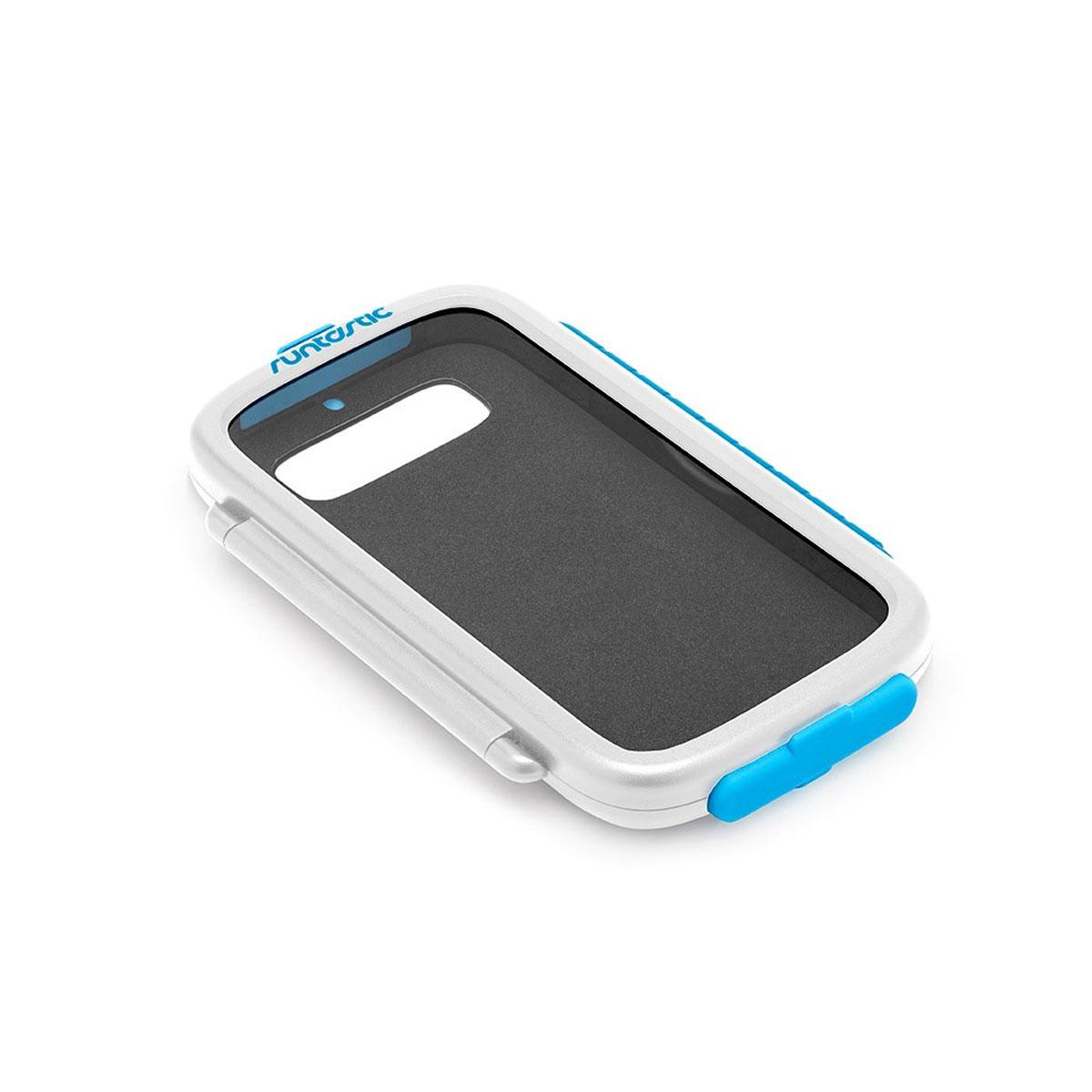 Крепление велосипедное Runtastic для смартфонов, цвет: белыйRNT_RUNCAA1WУниверсальное велосипедное крепление для смартфонов. Особенности крепления: Ударо- и пылезащитный корпус. Возможность работать с сенсорным экраном, использовать обе камеры и наушники. Устанавливается без использования инструментов на руль или вынос велосипеда. Смартфон можно установить горизонтально или вертикально на креплении. Мягкие вставки позволят разместить в чехле почти любой смартфон. Максимальный размер смартфона - 13.6 x 7 x 1.2 см.