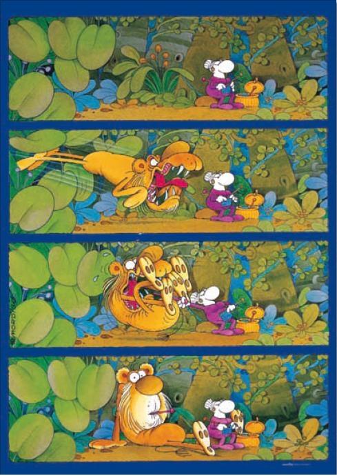Сюрприз-бабуля. Пазл, 1000 элементов29174Пазл Сюрприз-бабуля без сомнения придется вам по душе, и вы получите массу удовольствия от процесса собирания картины. Пазлы - прекрасное антистрессовое средство для взрослых и замечательная развивающая игра для детей. Собирание пазла развивает у ребенка мелкую моторику рук, тренирует наблюдательность, логическое мышление, знакомит с окружающим миром, с цветом и разнообразными формами, учит усидчивости и терпению, аккуратности и вниманию. Собирание пазла - прекрасное времяпрепровождение для всей семьи.