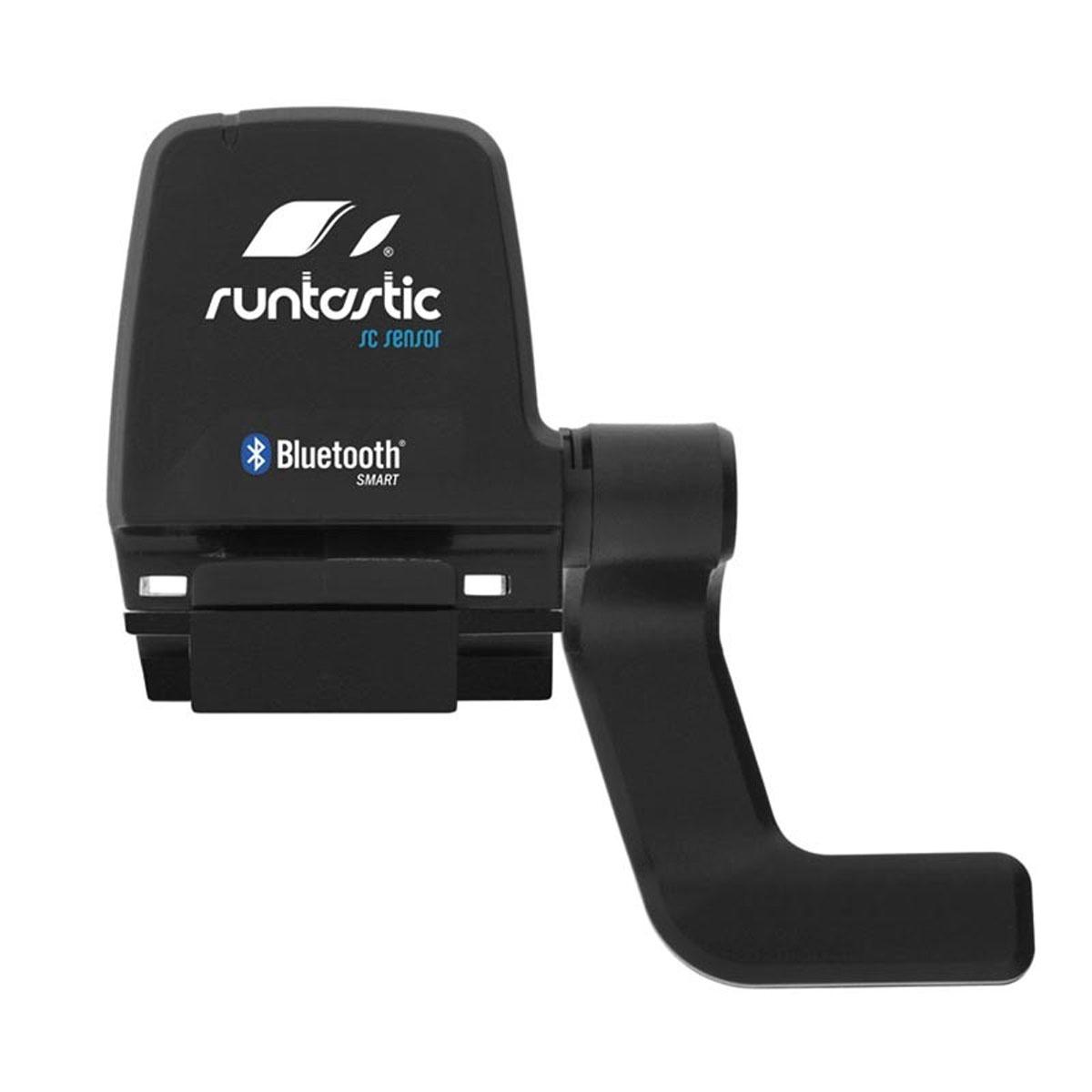 Датчик скорости велосипедный Runtastic, цвет: черныйRNT_RUNSCS1Ключевые особенности Беспроводной датчик для велосипеда - измеряет скорость движения и частоту педалирования. Совместим с устройствами на Bluetooth® Smart Ready Android 4.3 и более поздними версиями. Совместим с iPhone 4s/5/5s/5c/6/6 Plus. Превращает смартфон в профессиональный вело-компьютер. Промо-код от платной версии приложения в комплекте. Детали Беспроводной датчик скорости и частоты педалирования для велосипеда Runtastic, используемый совместно с приложениями Runtastic Road Bike или Runtastic Mountain Bike, превращает ваш смартфон в профессиональный велокомпьютер. Фиксируйте свою скорость, частоты педалирования, GPS позицию, пройденную дистанцию, набор высоты, и многое другое! После поездки вы можете оценить свою тренировку и проанализировать результаты. Совместим с приложениями Runtastic: Runtastic Road Bike (iOS и Android) Runtastic Mountain Bike (iOS и Android)