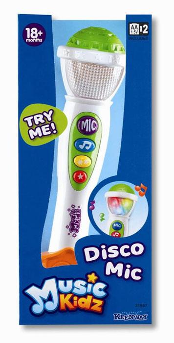 """Микрофон Keenway """"Disco"""", 4 кнопки"""