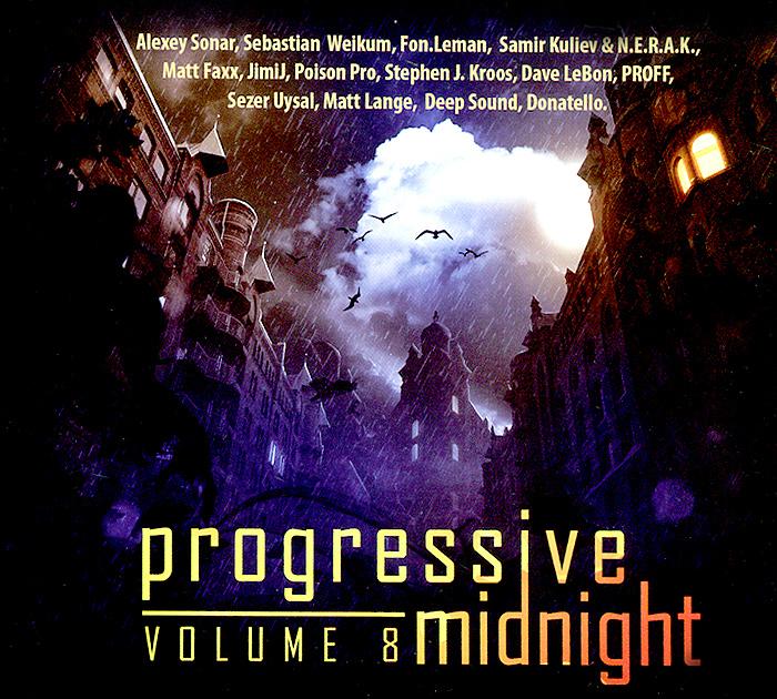Progressive Midnight Volume 8 (4 CD) 2014 4 Audio CD