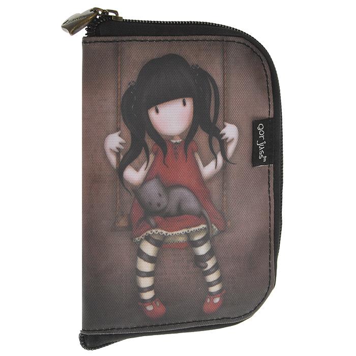 Складывающаяся сумка для покупок Ruby, цвет: коричневый. 00121140012114Складывающаяся сумка для покупок с милой девочкой Gordjuss непременно порадует вас или станет прекрасным подарком. Сумка складывается в симпатичный чехольчик на молнии, сама сумка выполнена из текстиля серого цвета с орнаментом и имеет две удобные ручки. Сумка очень удобна в использовании - ее легко раскладывать и складывать. Характеристики: Материалы: текстиль, ПВХ, металл. Цвет: коричневый. Размер чехла на молнии: 10,5 см x 16 см x 1,5 см. Размер сумки в разложенном виде: 54 см х 35 см х 17 см.