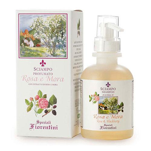 Derbe Шампунь для волос Роза и ежевика, 250 млA933646236Нежный шампунь с ароматом розы и ягодно-фруктовым шлейфом. Замечательно очищает волосы и кожу головы, не вызывая раздражения и сохраняя гидробаланс кожи, окутывает нежнейшим благоуханием, улучшая настроение и помогая забыть тревоги и обиды, дарит позитивный настрой и радостные мысли. Подходит для всех типов волос. Назначение: шампунь подходит для ежедневного ухода. Экстракт розы превосходно смягчает и успокаивает кожу, окружая шлейфом изысканного благоухания, повышает ее упругость и эластичность. Аромат розы открывает мир внутренней гармонии и чувств, создавая радостный настрой и помогая справиться с усталостью. Экстракт ежевики оказывает противовоспалительное и успокаивающее действие, насыщает кожу необходимыми микроэлементами и витаминами, нейтрализует свободные радикалы, замедляя процессы старения. Гидролизованный рисовый белок - чистейшая белковая фракция, получаемая из риса, является прекрасным активным компонентом в самых разнообразных...