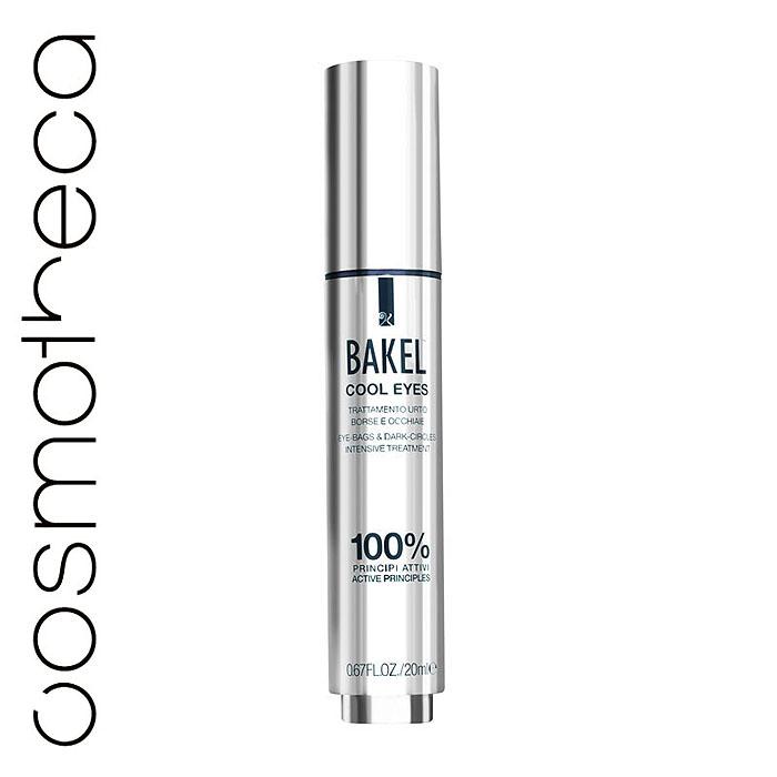 Bakel Крем для контура глаз Cool Eyes, от отечности и темных кругов, 20 млEYESИнновационный крем Bakel Cool Eyes предназначен для нежной и тонкой кожи области вокруг глаз, содержит комбинацию трех ингредиентов, нацеленных на борьбу с основными причинами появления темных кругов и мешков под глазами. Дипептид стимулирует дренаж излишков жидкости, тетрапептид укрепляет и восстанавливает эластичность, гесперидин способствуют укреплению капилляров. После нескольких применений область вокруг глаз выглядит более гладкой, подтянутой, темные круги и припухлости заметно сокращаются. При нанесении крема вы испытаете легкий охлаждающий эффект, что мгновенно успокоит кожу и уменьшит припухлость.