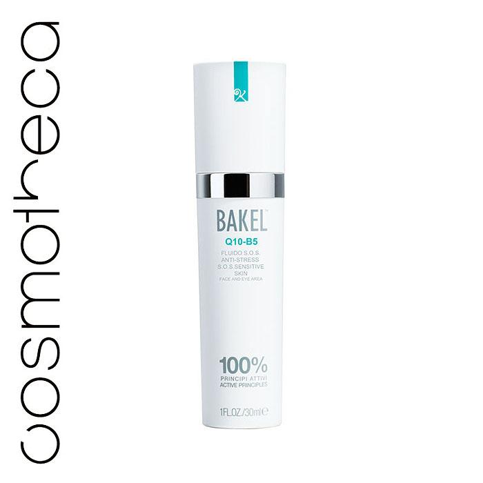 Bakel Cыворотка-антисресс для лица и контура глаз Q10 - B5, для чувствительной кожи, 30 млQ10B5Инновационная сыворотка Q10 - B5 содержит алоэ, обладающий сильным смягчающим и увлажняющим действием; коэнзим Q10, способствующий насыщению энергией и предотвращающий появление признаков старения кожи; пантенол, оказывающий смягчающее и укрепляющее действие; алоэ и растительный глицерин, осуществляющие синергическое питательное и смягчающее воздействие. Товар сертифицирован.