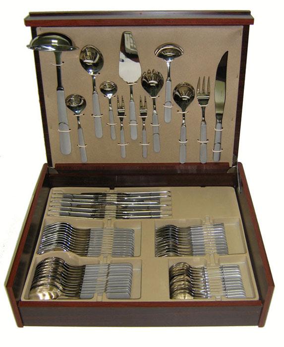Набор столовых приборов Herdmar Queen, 72 предмета07930720700E1007930720700E10 QUEEN 72 пр.матир.