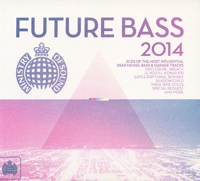 Future Bass 2014 (2 CD) 2 Audio CD