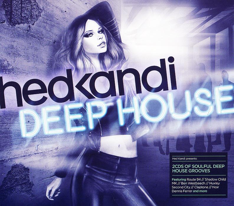 Hed Kandi. Deep House 2014 (2 CD) 2 Audio CD