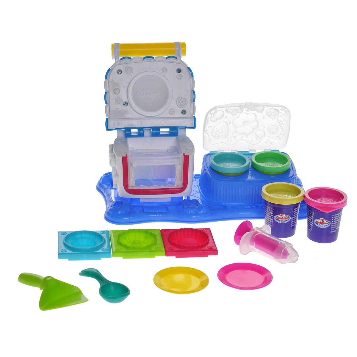 Play-Doh Игровой набор Двойные десерты