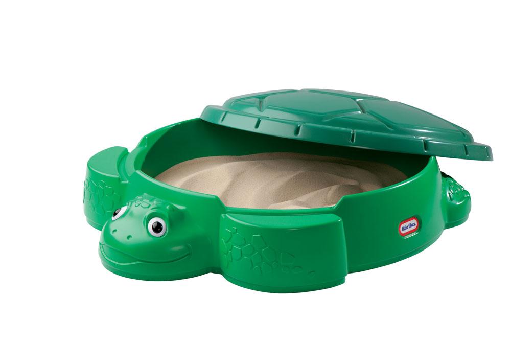 """Песочница Little Tikes """"Черепаха"""", цвет: зеленый"""