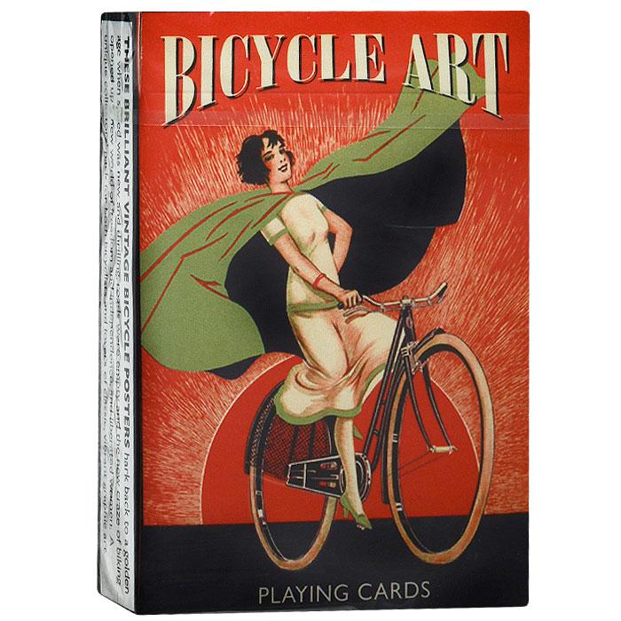 Карты игральные коллекционные Piatnik Велосипедисты, 55 карт. 16301630Коллекционные игральные карты выполнены из картона с пластиковым покрытием и оформлены постерами, посвященными велоспорту. Карты имеют стандартный индекс, гладкую поверхность и стандартный размер.