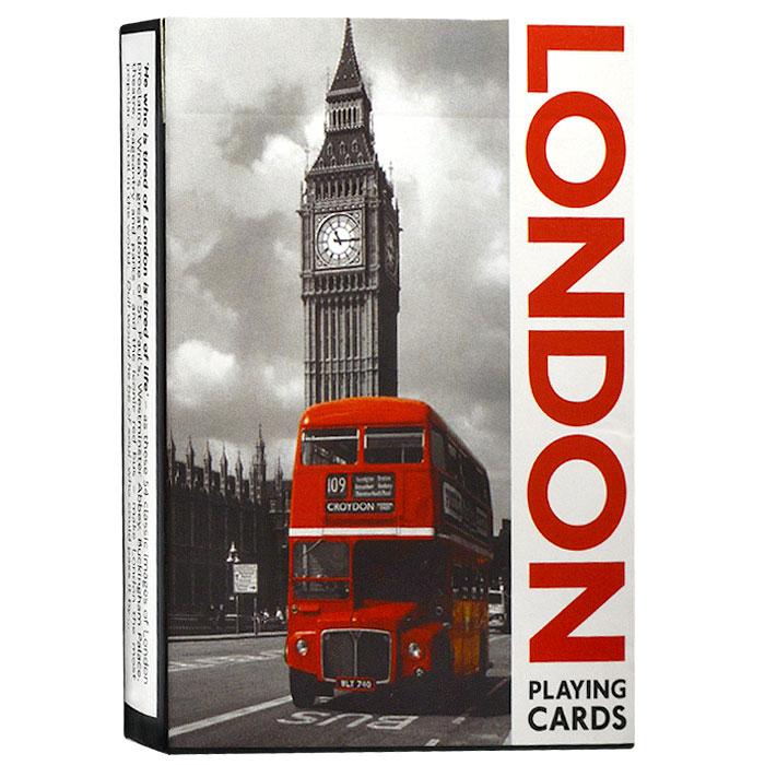 Карты игральные коллекционные Piatnik Лондон в фотографиях, 55 карт. 13511351Коллекционные игральные карты выполнены из картона с пластиковым покрытием и оформлены фотографиями с видами Лондона. Карты имеют стандартный индекс, гладкую поверхность и стандартный размер.