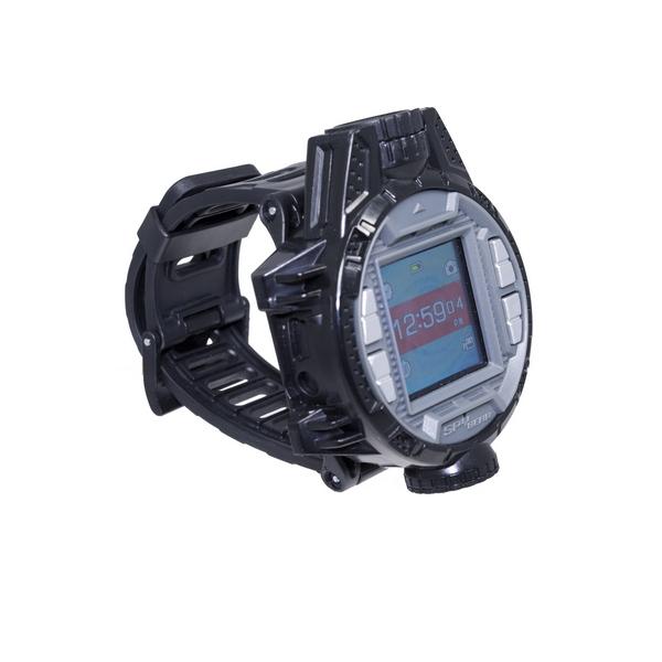 Spy Gear Шпионские видео часы15204 (6022165)Любителю играть с друзьями в шпионов здорово помогут в его шпионской жизни шпионские часы Tri-Optics Video Watch. Обладающие целым набором дополнительных функций, полноценные рабочие часы с будильником Tri-Optics Video Watch создают полную иллюзию шпионской работы. В комплект входят три линзы: базовая, рыбий глаз и увеличивающая. Кроме того, устройство позволяет записывать до 30 минут видео.