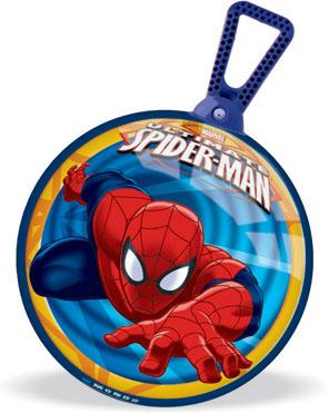Мяч-попрыгун Mondo Ultimate Spider-Man, 45 см06/962С таким мячом будет весело не только играть, но и заниматься лечебной физкультурой. Мяч-попрыгун Ultimate Spider-man с удобной ручкой-петлей поможет Вашему ребенку укрепить мышцы спины, сформировать правильную осанку, развить вестибулярный аппарат. Прыгая на таком мячике, ребенку придется контролировать свое равновесие, тем самым развивая мышечный корсет и оптимизируя двигательную активность. УВАЖАЕМЫЕ ПОКУПАТЕЛИ! Возможны незначительные изменения в дизайне!