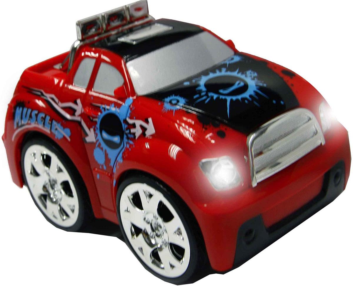 Kidztech Мини машинка цвет красный6618-862A (86021)Радиоуправляемая мини машинка станет отличным подарком для Вашего малыша. Маленькая маневренная машинка, которой можно дистанционно управлять - что может быть лучше! С ней Вы проведете множество незабываемых мгновений. Яркие фары этой машинки позволят устраивать увлекательные заезды даже в темное время суток. В комплекте: радиоуправляемый автомобиль, пульт дистанционного управления, антенна, инструкция на русском языке. Для работы машинки требуется 3 батарейки типа 1,5V АAА, которые продаются отдельно. Для работы пульта требуется 1 батарейка 9V.