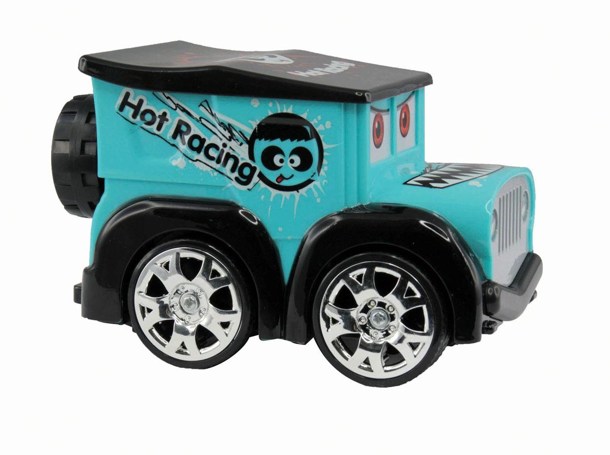 Kidztech Мини машинка цвет голубой6618-871 (87011)Радиоуправляемая мини машинка станет отличным подарком для Вашего малыша. Маленькая маневренная машинка, которой можно дистанционно управлять – что может быть лучше! С ней Вы проведете множество незабываемых мгновений. Яркие фары этой машинки позволят устраивать увлекательные заезды даже в темное время суток. В комплекте: радиоуправляемый автомобиль, пульт дистанционного управления, антенна, инструкция на русском языке. Для работы машинки требуется 3 батарейки типа 1,5V ААA, которые продаются отдельно. Для работы пульта требуется 1 батарейка 9V.