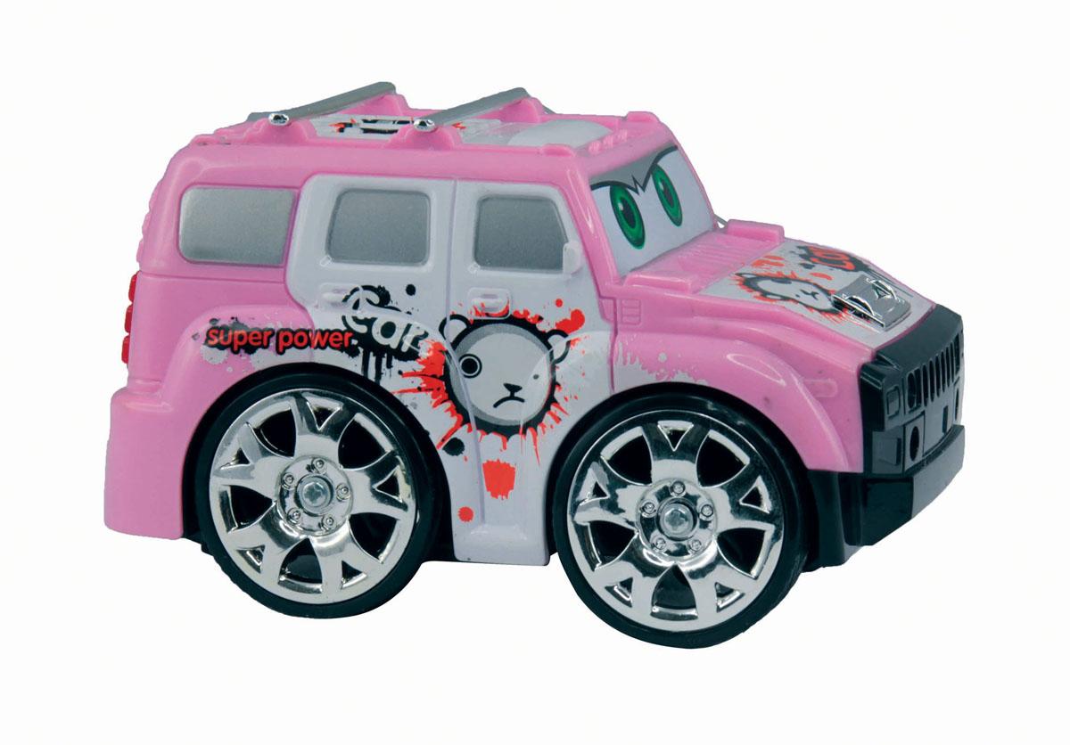 Kidztech Мини машинка цвет розовый6618-872 (87021)Радиоуправляемая мини машинка станет отличным подарком для Вашего малыша. Маленькая маневренная машинка, которой можно дистанционно управлять - что может быть лучше! С ней Вы проведете множество незабываемых мгновений. Яркие фары этой машинки позволят устраивать увлекательные заезды даже в темное время суток. В комплекте: радиоуправляемый автомобиль, пульт дистанционного управления, антенна, инструкция на русском языке. Для работы машинки требуется 3 батарейки типа 1,5V АAА, которые продаются отдельно. Для работы пульта требуется 1 батарейка 9V.