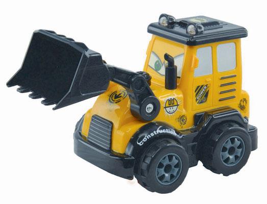 Kidztech Экскаватор6618-876 (87061)Радиоуправляемая мини машинка экскаватор от компании Kidz Tech будет отличным подарком для ребенка. У эксковатора загораются фары. С такой машинкой процесс игры будет увлекательным и ярким. Внимание! Для работы игрушки требуются батарейки: - 3 батарейки типа ААА для работы машинки ( не входят в комплект). - 1 батарейка 9V для работы пульта ( не входит в комплект).