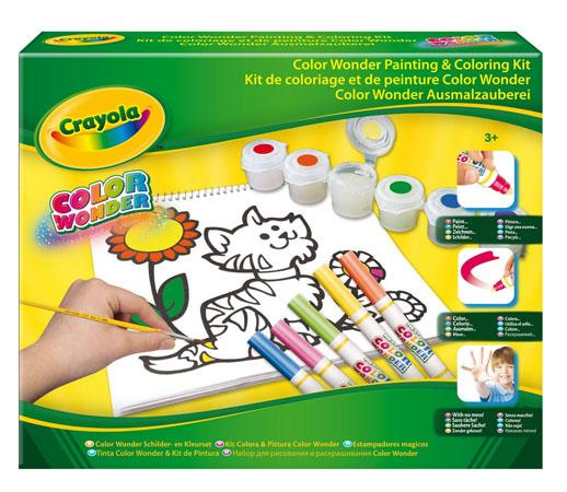 Набор для рисования и раскрашивания