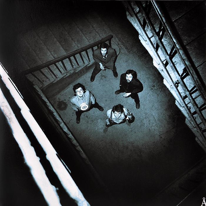 Аквариум. Синий альбом (LP)