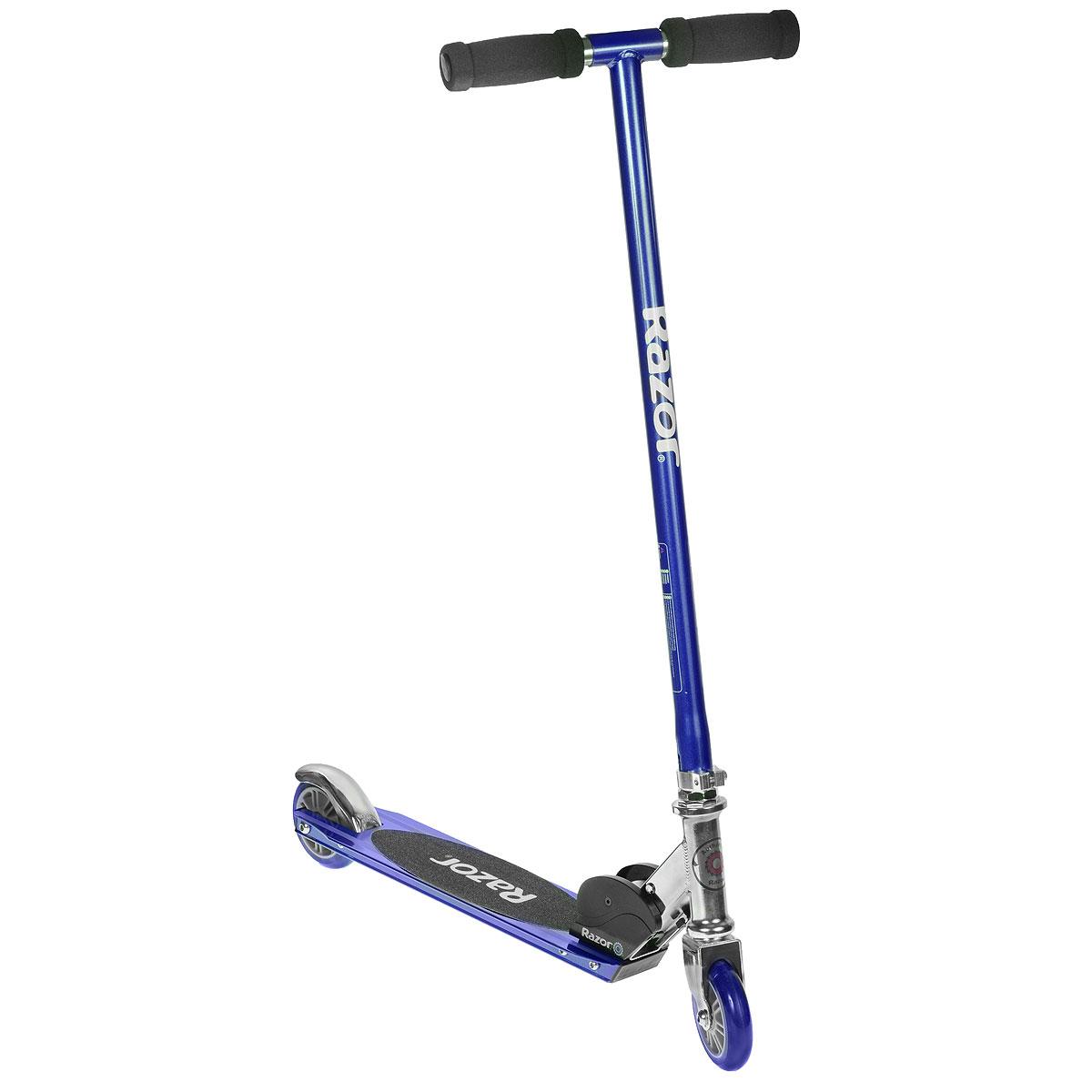 "Razor Самокат Razor ""Sport Scooter"", цвет: синий"