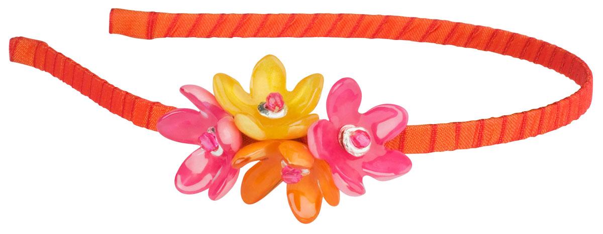 Ободок 'Lalo Treasures', цвет: оранжевый, розовый. HR4583